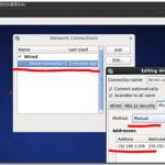 VMwareでネットワークがブリッジ接続できなくなる現象の対処